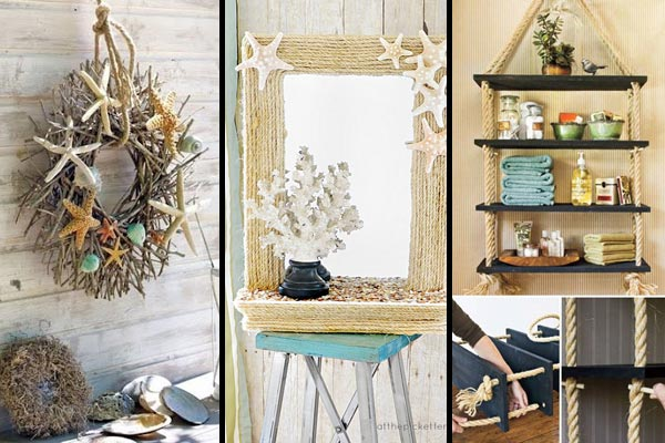 Best 36 Breezy Beach Inspired Diy Home Decorating Ideas This Month