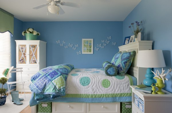 Best Choosing Best Color Scheme For A T**N Girl S Bedroom This Month
