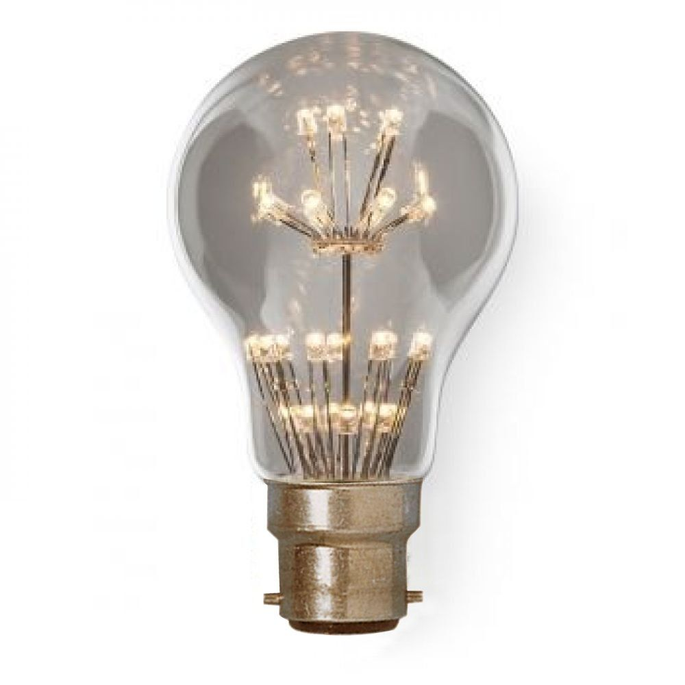 Best 1 Watt Bc B22Mm Decorative Antique Gls Led Light Bulb This Month