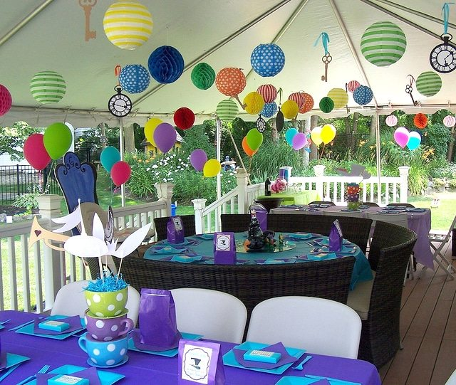 Best Grayson's Onederland Featured Party This Month