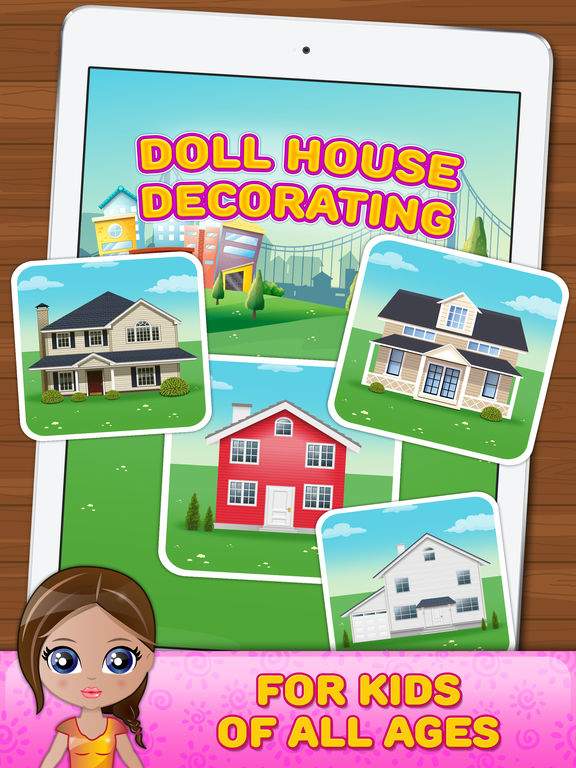 Best App Shopper Doll House Decorating Free Game For This Month