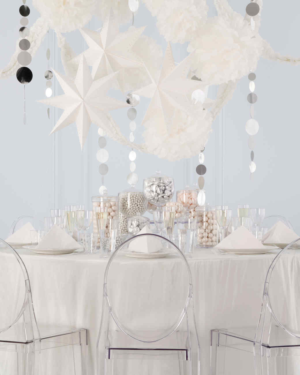 Best Marthacelebrations Ice White Party Martha Stewart This Month