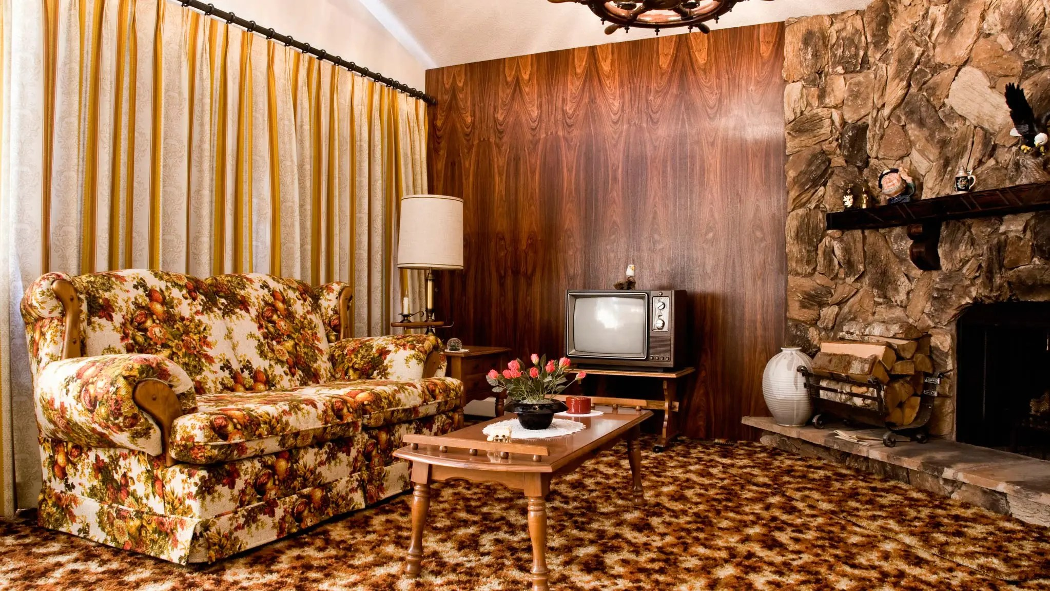 Best Worst Home Decor Ideas Of The 1970S Fox News This Month