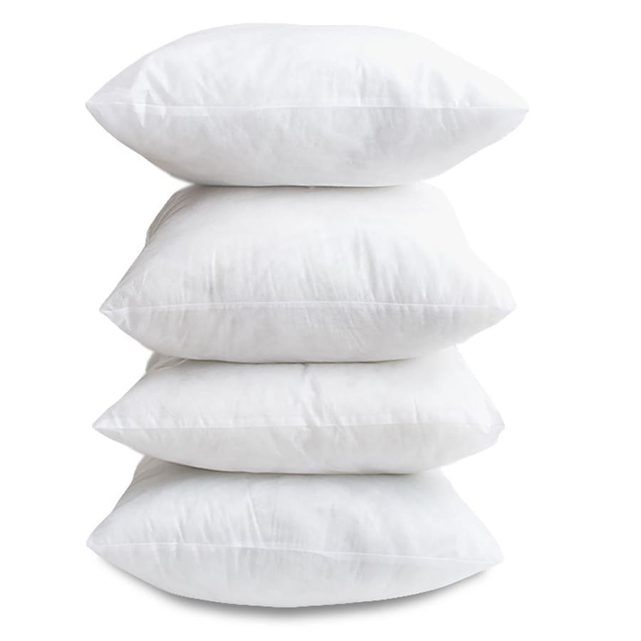 Best Hypoallergenic 18 Inch Decor Pillow Inserts Set Of 4 This Month