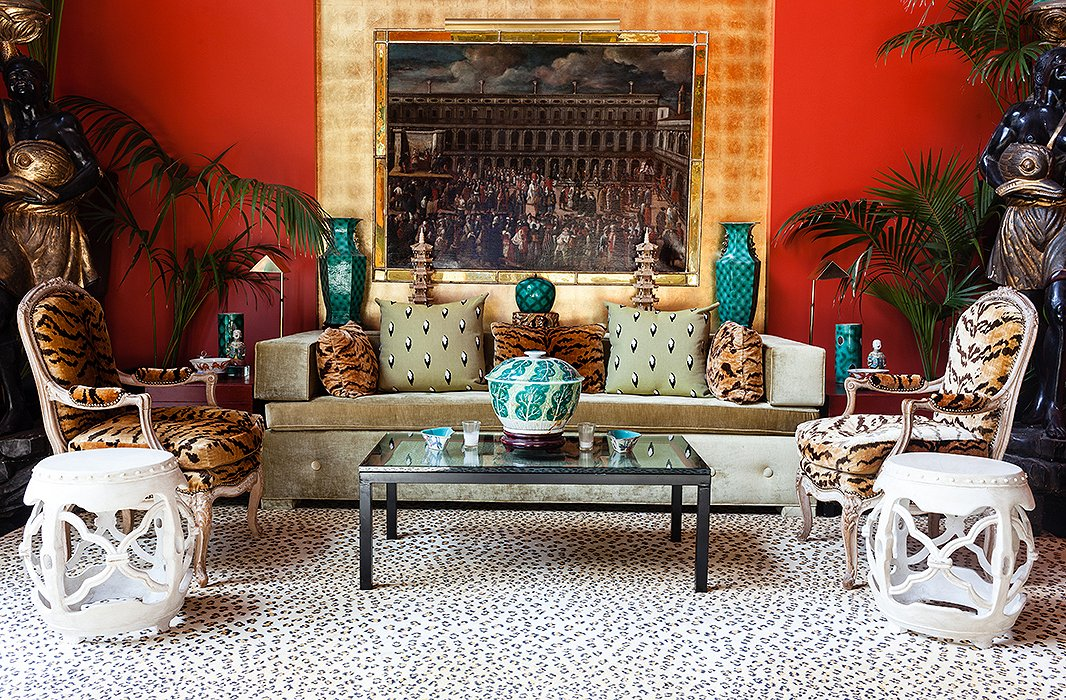 Best Embrace The Maximalist Decor Style That Will Reign 2017 This Month