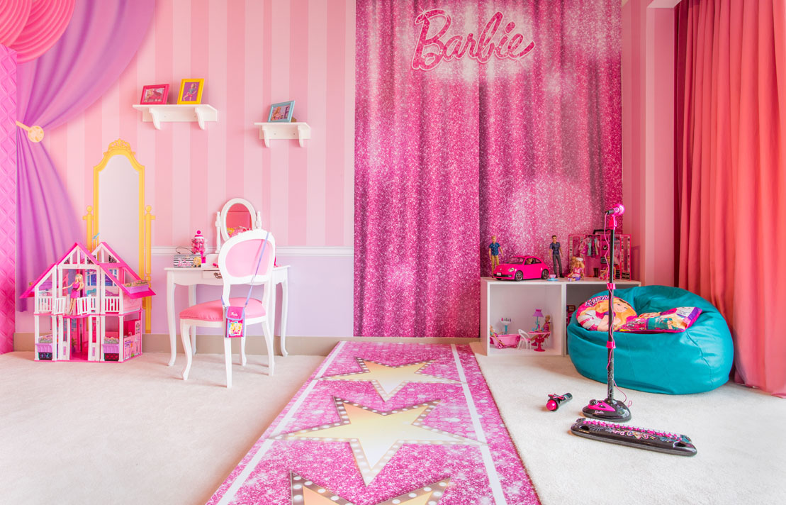 Best Inside The Barbie Room At Hilton Panama Pursuitist This Month