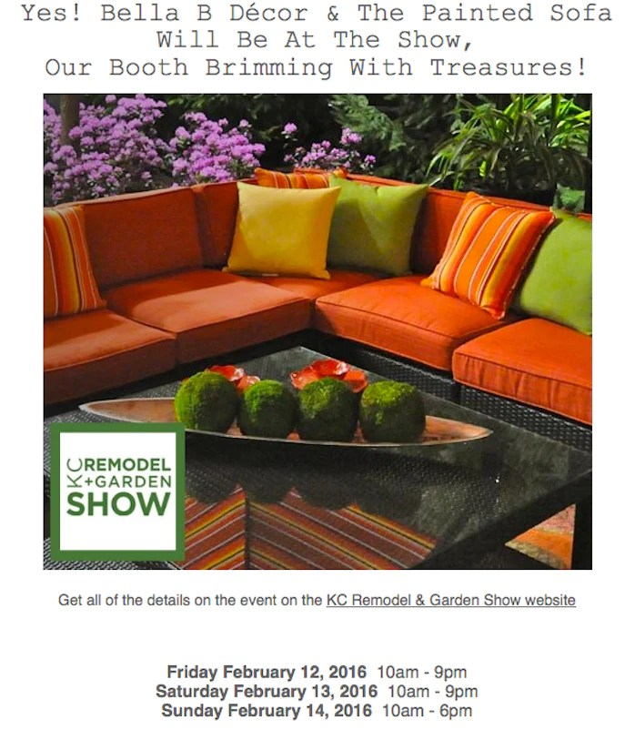 Best Don T Miss Us At The Kansas City Remodel Garden Show This Month