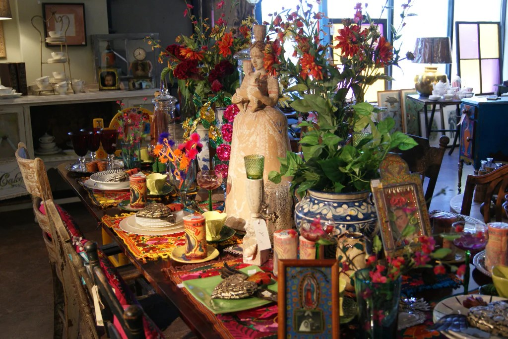 Best Global Table Mexican Style – Zinnia Folk Arts This Month