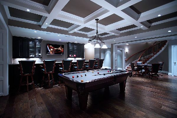 Best Design Ideas For Game And Entertainment Rooms This Month
