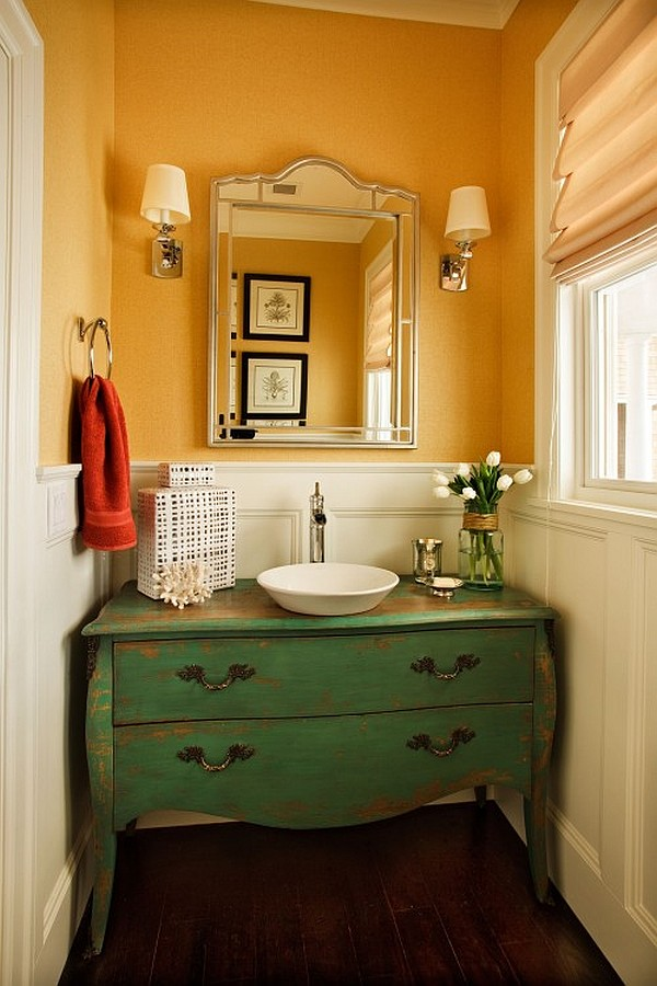 Best Guest Bathroom Powder Room Design Ideas 20 Photos This Month
