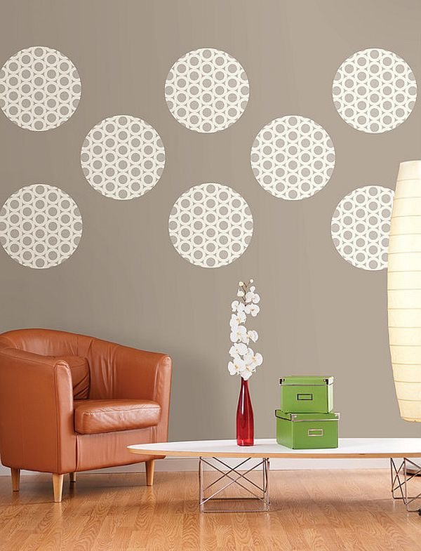 Best Diy Wall Dressings Polka Dot Designs That Add Sophistication This Month