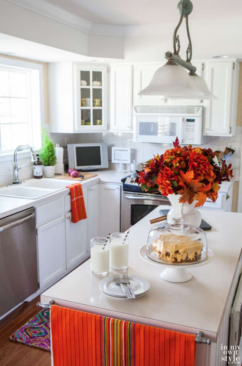 Best Kitchen Fall Decor Ideas That Are Simply Beautiful This Month