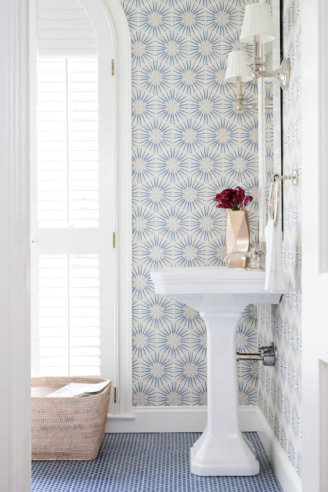Best L*St Worthy Statement Bathroom Wallpapers This Month