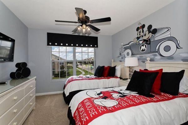 Best Themed Rooms Disney Inspired Spaces This Month