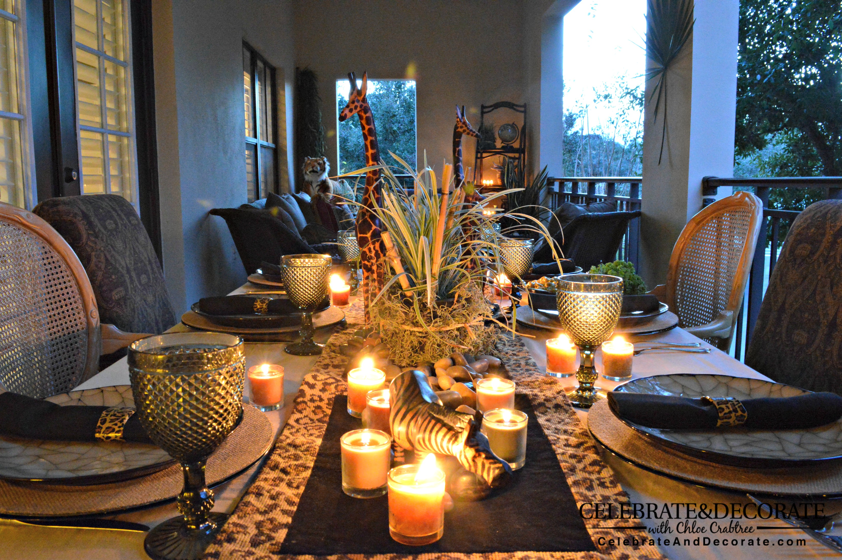 Best Safari Party Or Jungle Party Perfect For An Outdoor Summer This Month