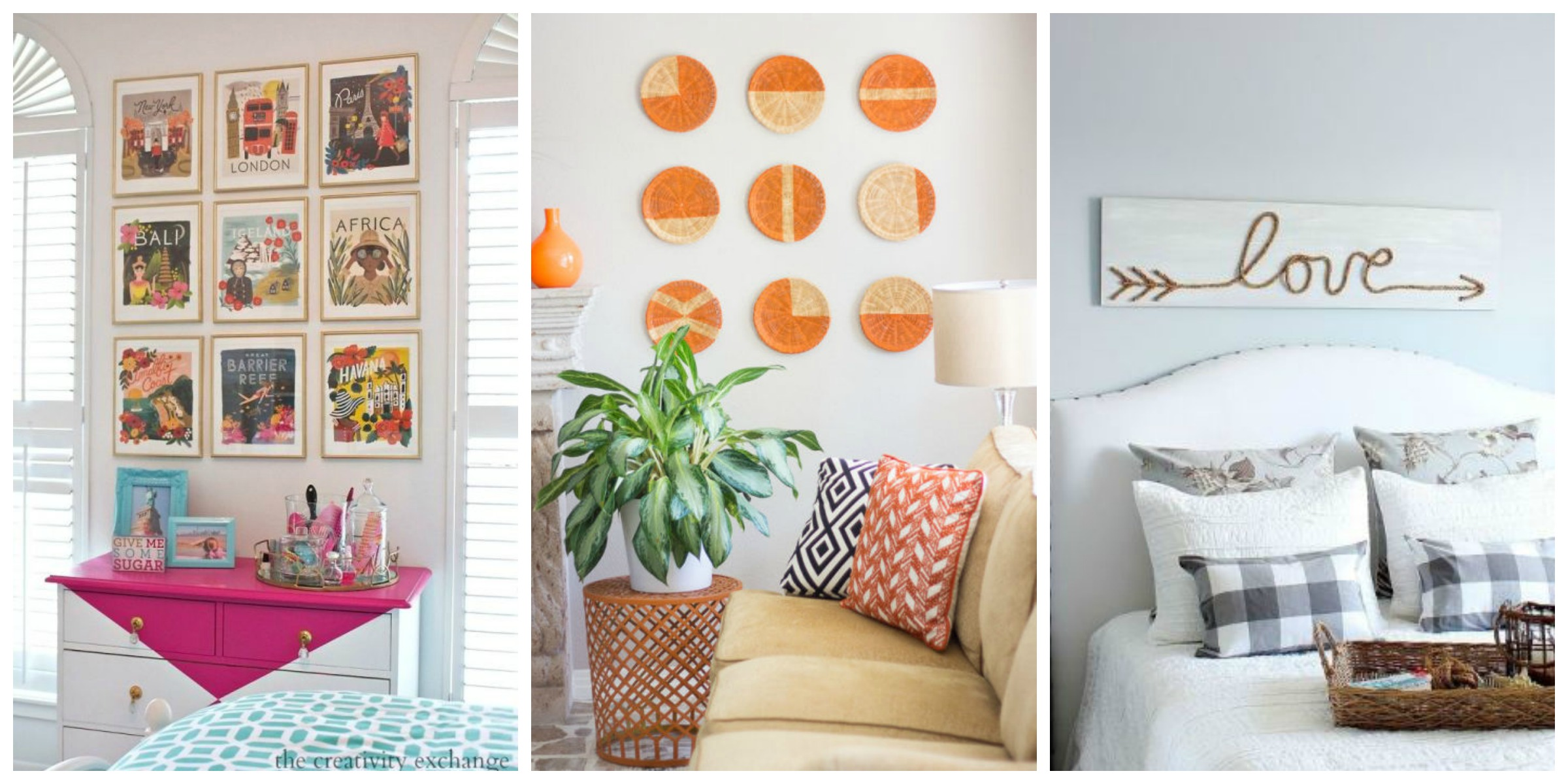 Best Diy Wall Art Affordable Art Ideas This Month