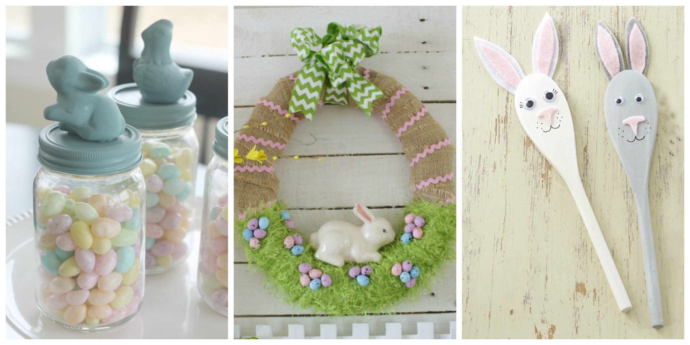 Best 30 Diy Easter Decorations From Pinterest Homemade Easter This Month