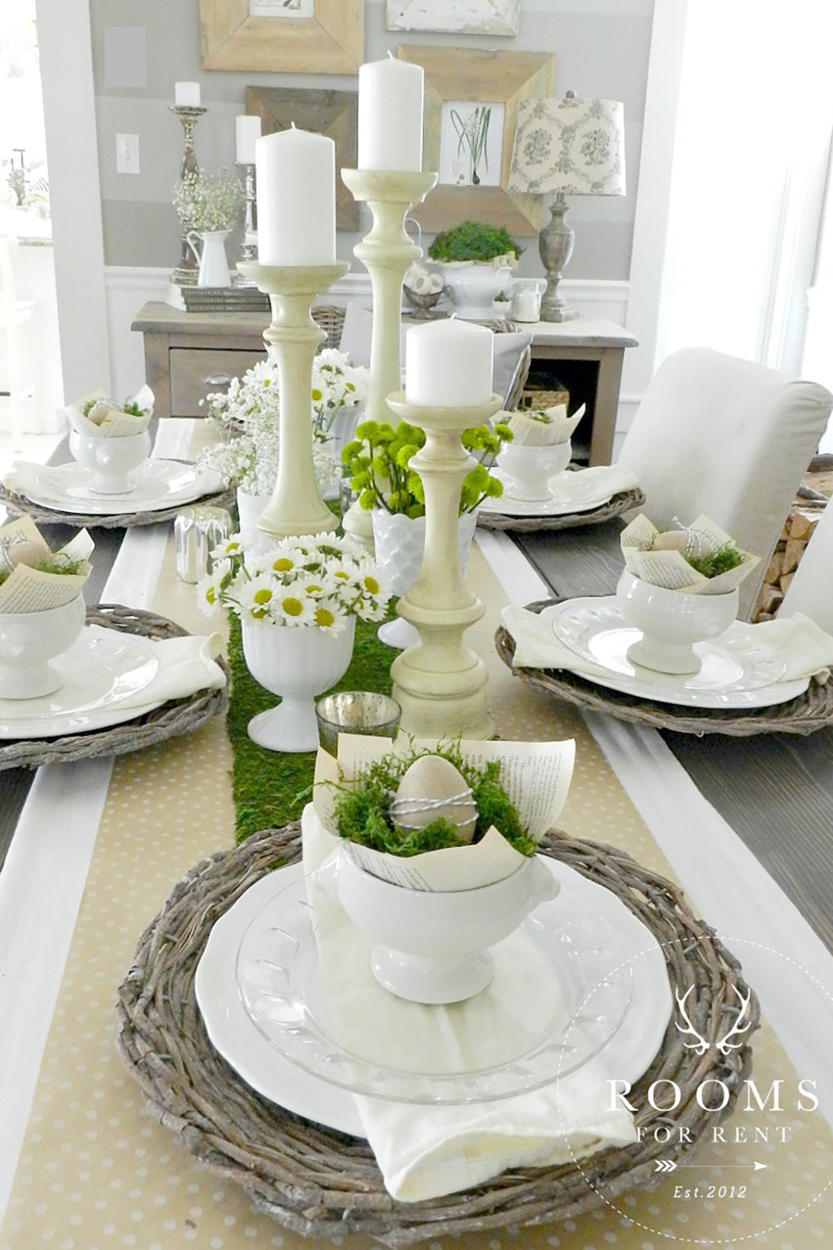 Best 25 Easter Table Decorations Centerpieces For Easter This Month