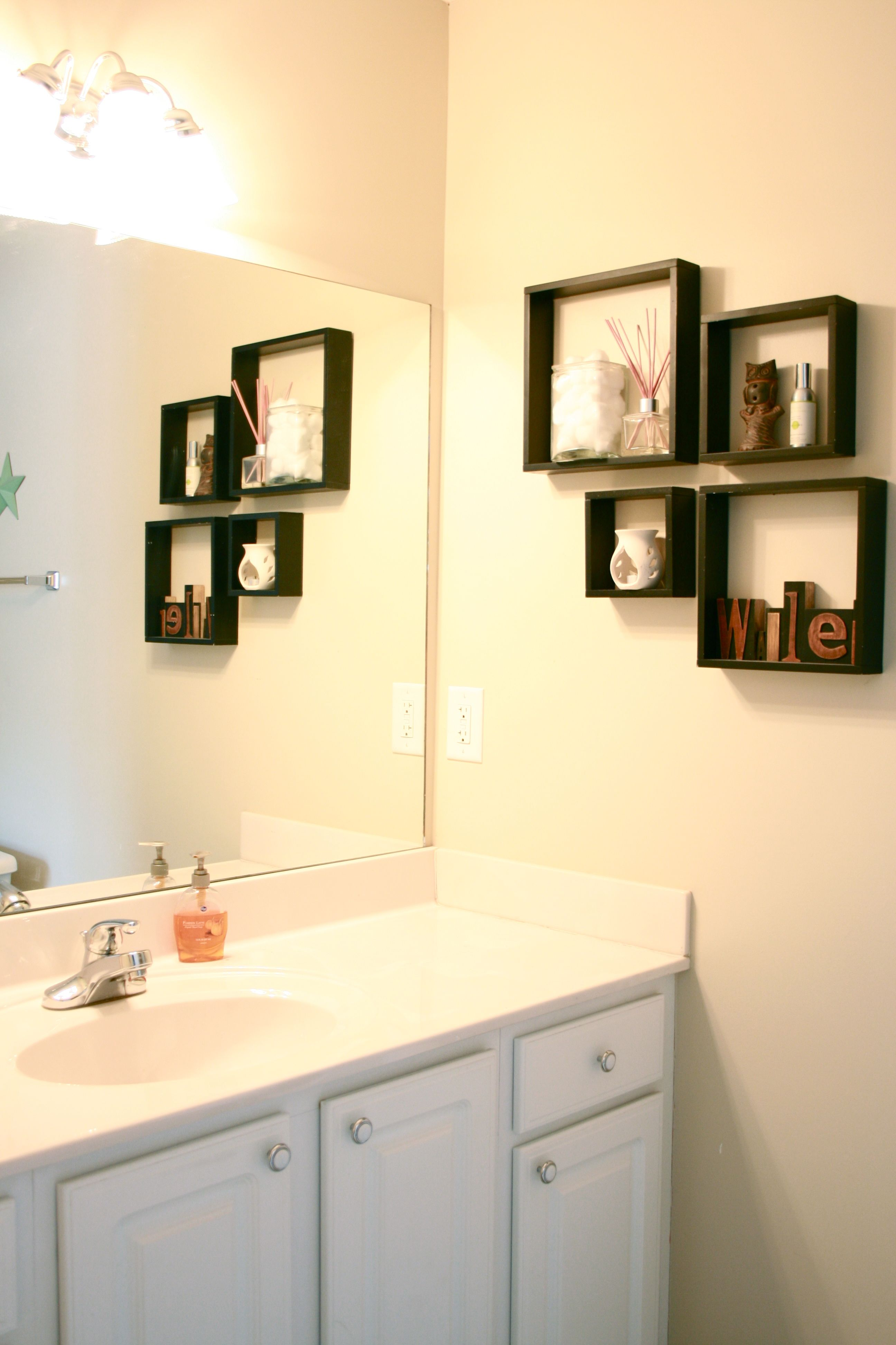 Best Bathroom Makeover Reveal Dream Green Diy This Month