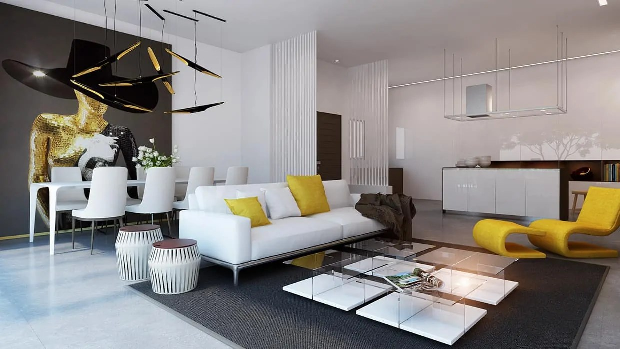 Best Tips For Chic Apartment Decorating On A Budget This Month