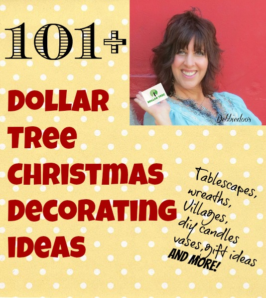 Best Dollar Tree Craft Christmas Ideas This Month