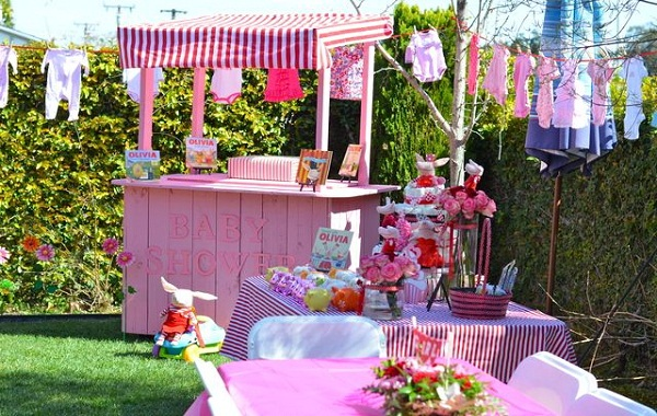 Best 18 Baby Shower Decorating Ideas For Girls Easyday This Month