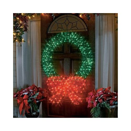 Best Amazon Com 48 Lighted Crystal 3 D Outdoor Christmas This Month