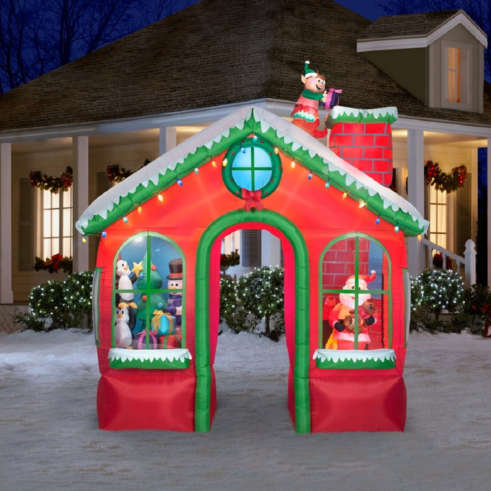 Best Christmas Outdoor Inflatables Page Two Christmas Wikii This Month Original 1024 x 768