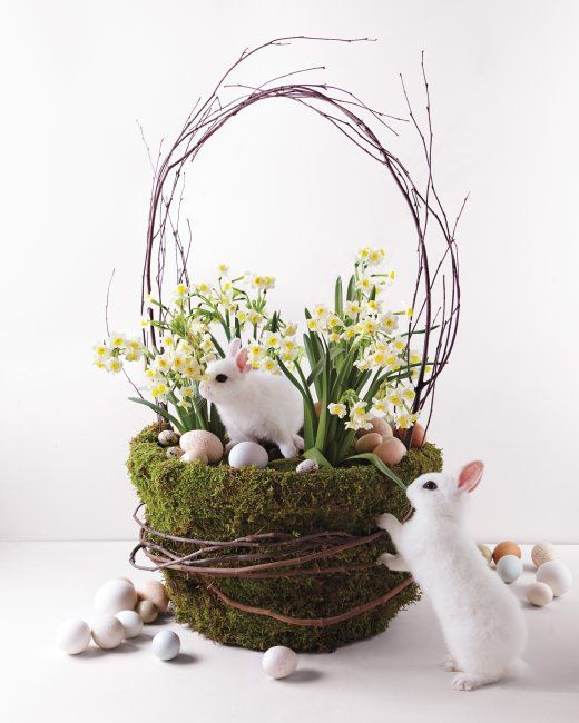 Best 25 Beautiful Easter Centerpiece Ideas Godfather Style This Month