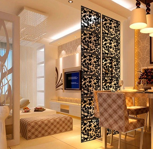Best Using Decorative Room Dividers To Partition The Room This Month