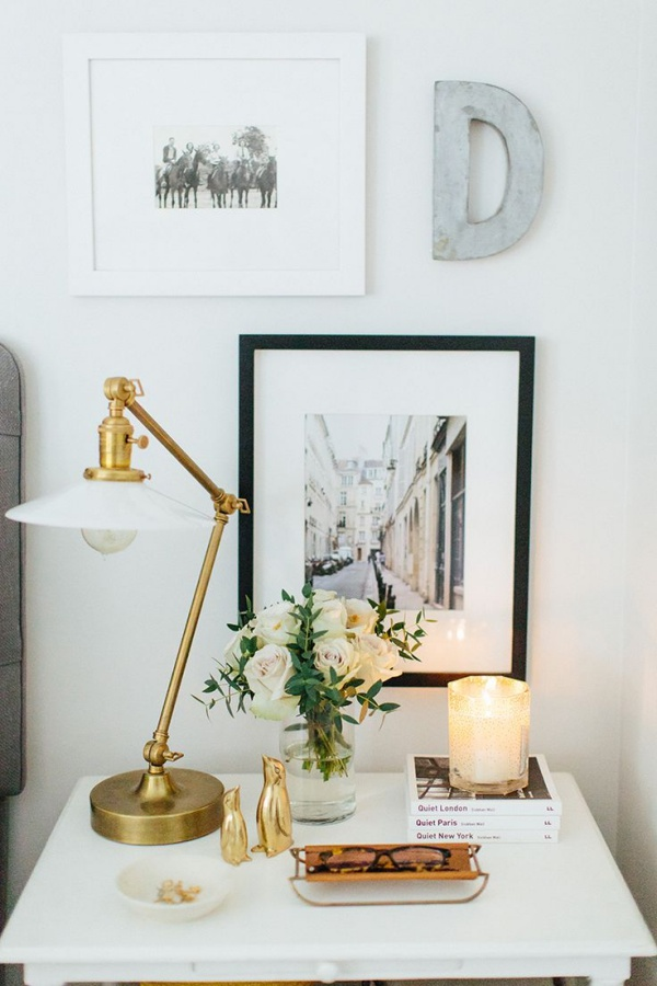 Best 40 Bedside Table Decor Ideas To Fill That Odd Gap This Month