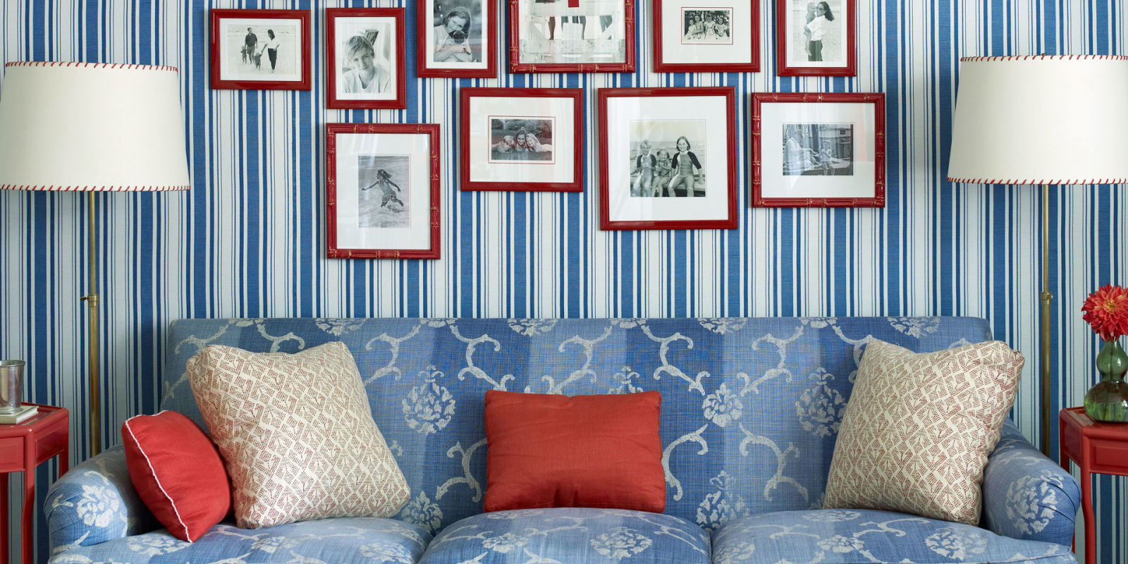 Best Patriotic Decor For 4Th Of July Red White And Blue This Month