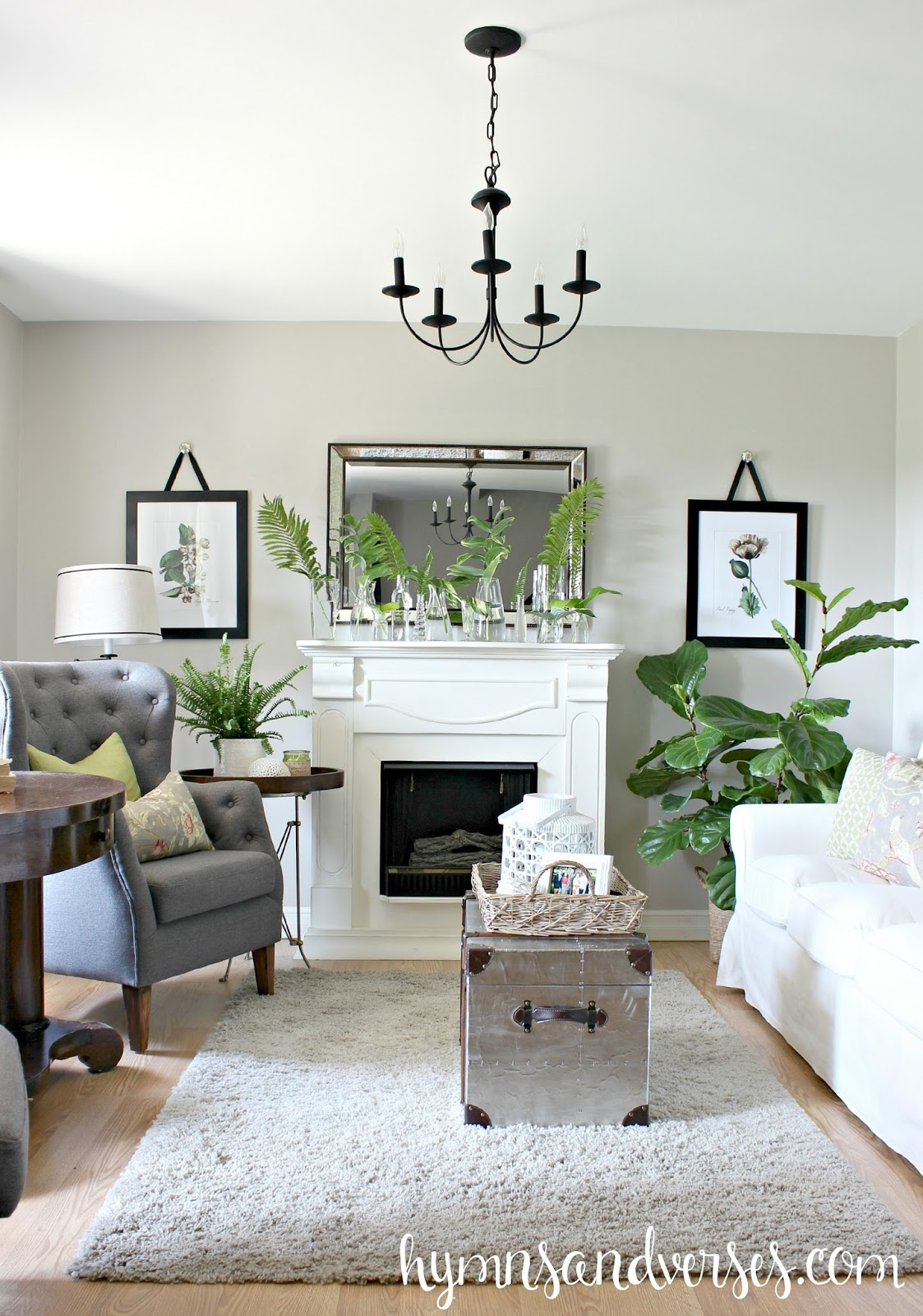 Best On Trend Botanical Decor Hymns And Verses This Month