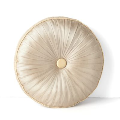 Best Waterford Kelsey Round Decorative Pillow 14 Bloomingdale S This Month