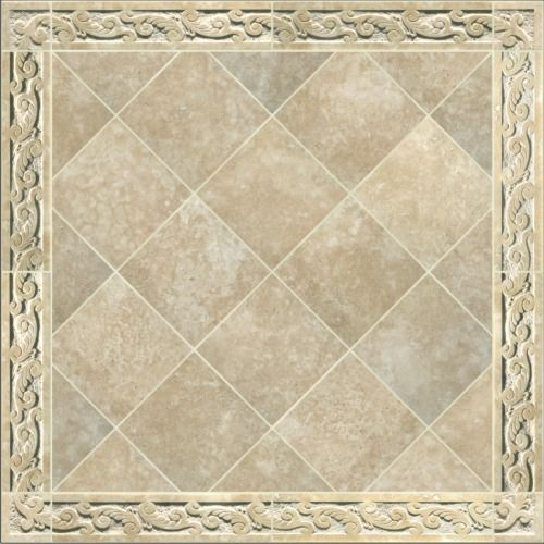 Best Hand Crafted Carved Travertine Tile Border By Artisan This Month