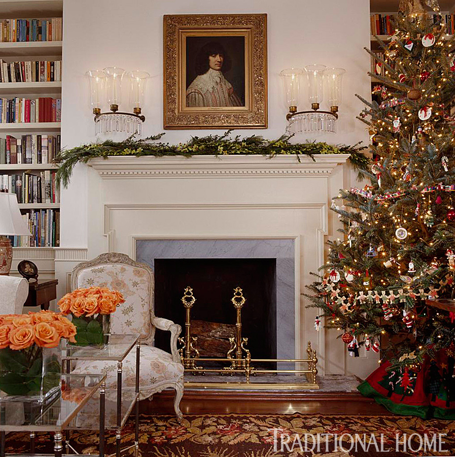 Best Classic Charleston Christmas Traditional Home This Month