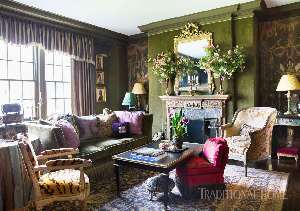 Best Elegant New York City Apartment Traditional Home This Month