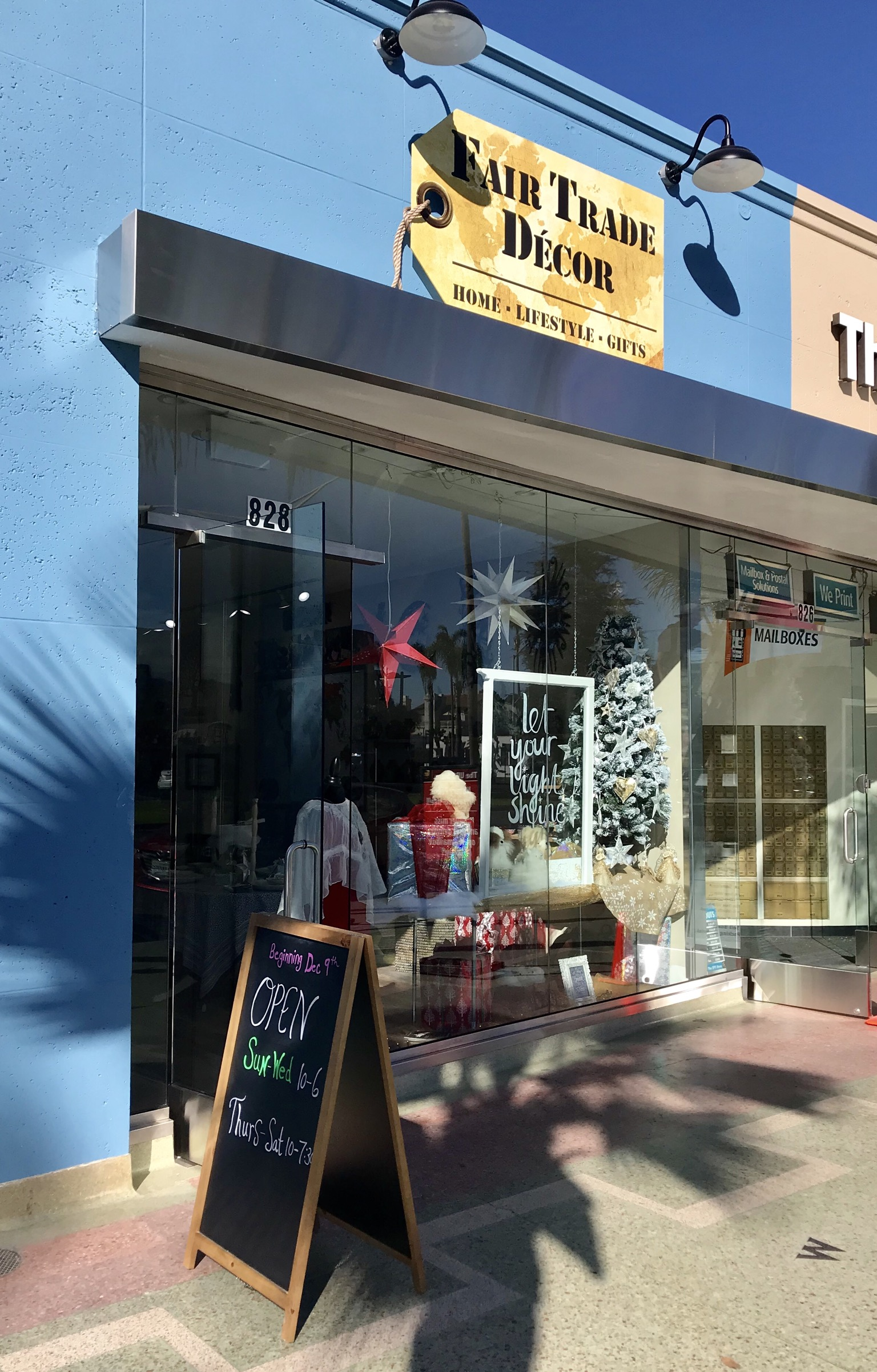 Best Fair Trade Decor Opens In Coronado This Month