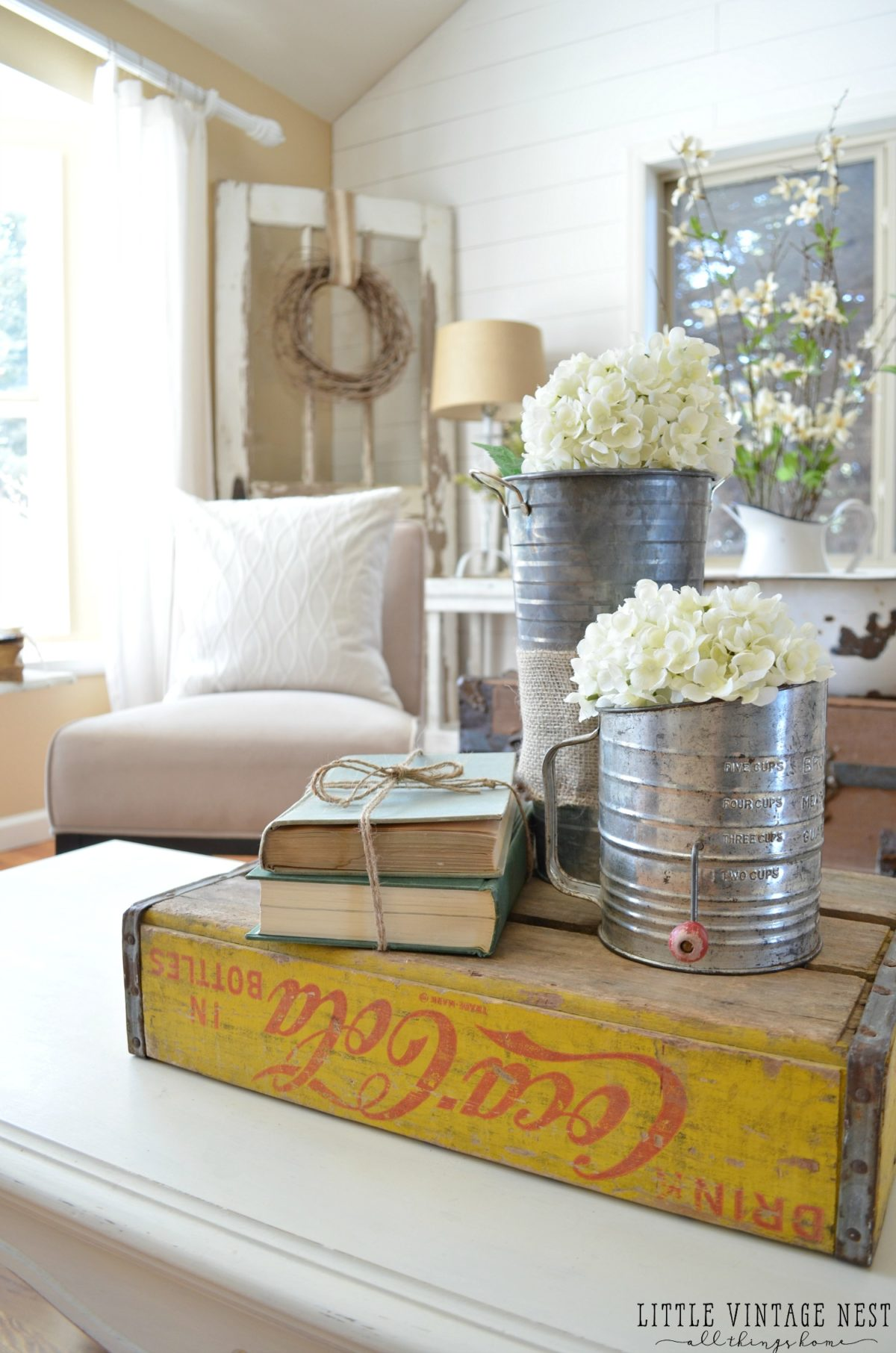 Best How I Transitioned To Farmhouse Style Little Vintage Nest This Month