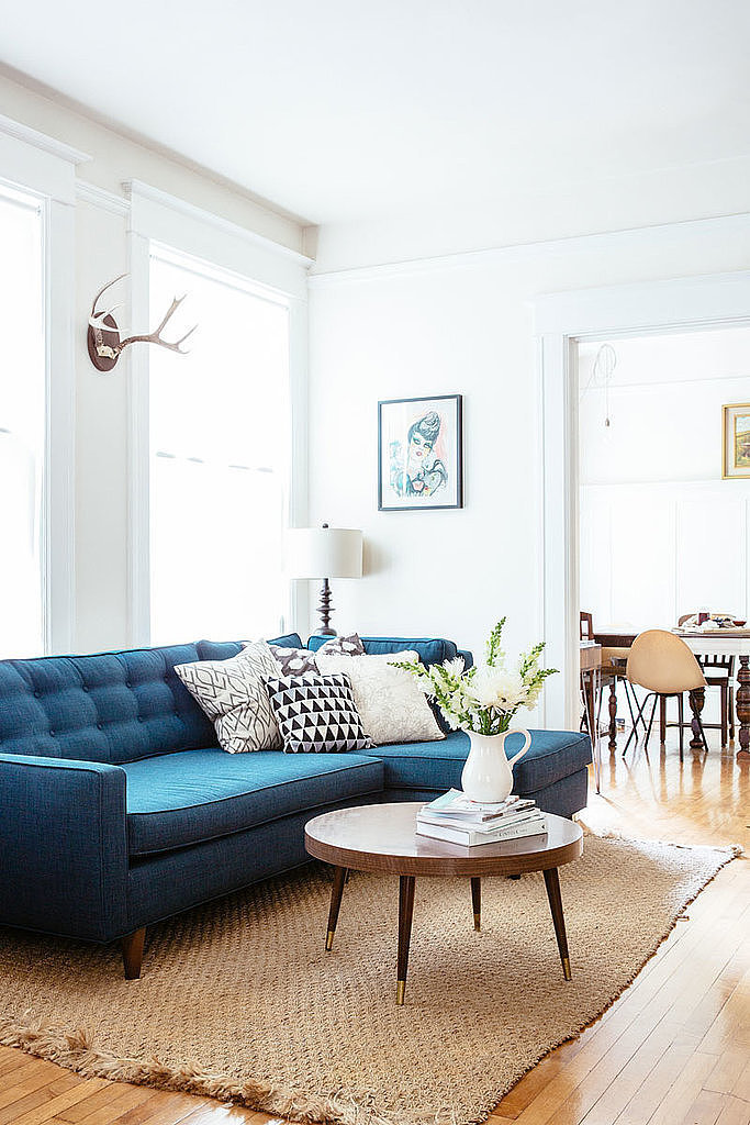 Best Easy Living Room Decorating Ideas Popsugar Home This Month