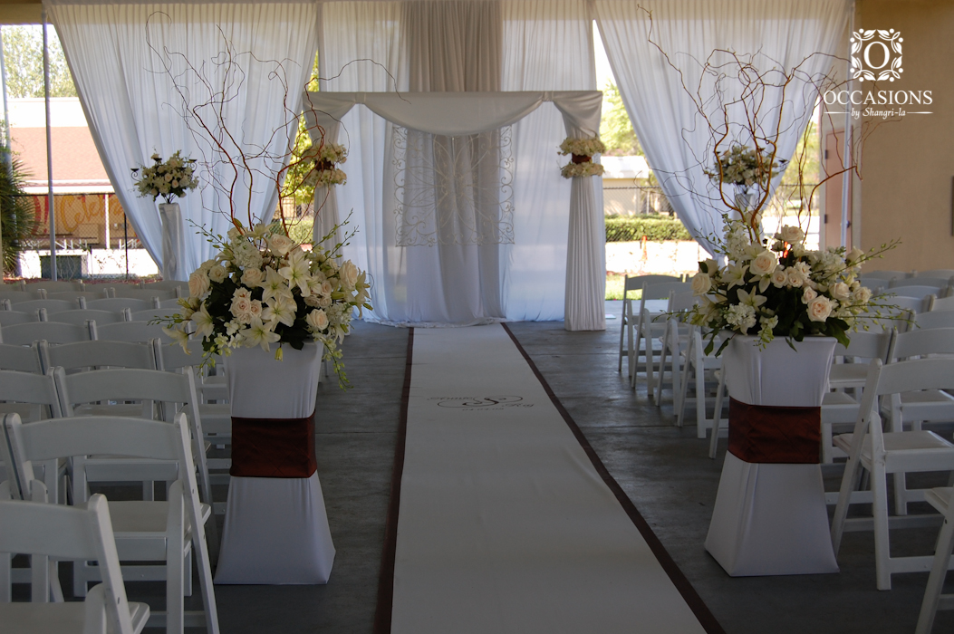 Best Altar Chuppah Event Decorators Occasions By Shangri La This Month