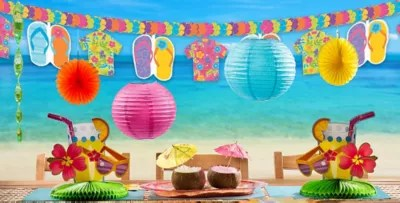 Best Beach Party Decorations Decorations For A Beach Party This Month