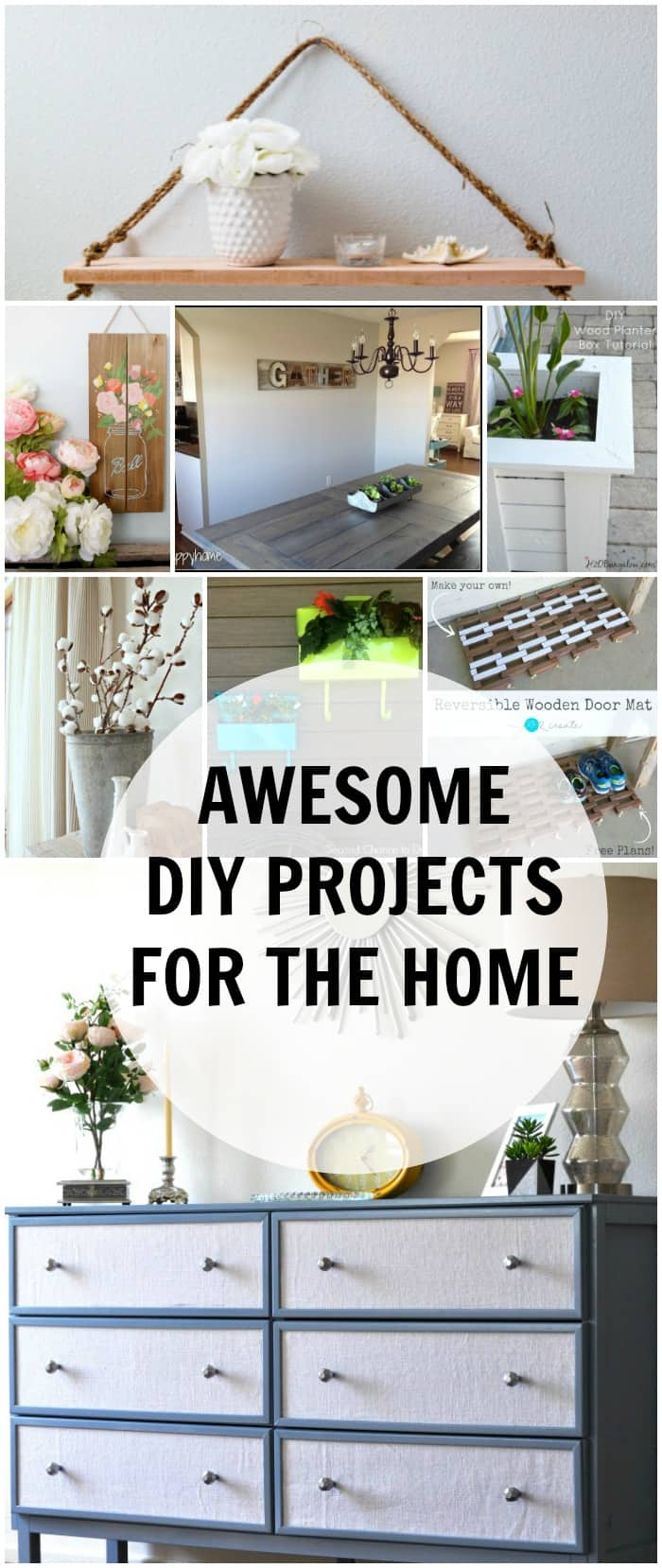 Best Awesome Home Decor Diys Work It Wednesday The Happy Housie This Month