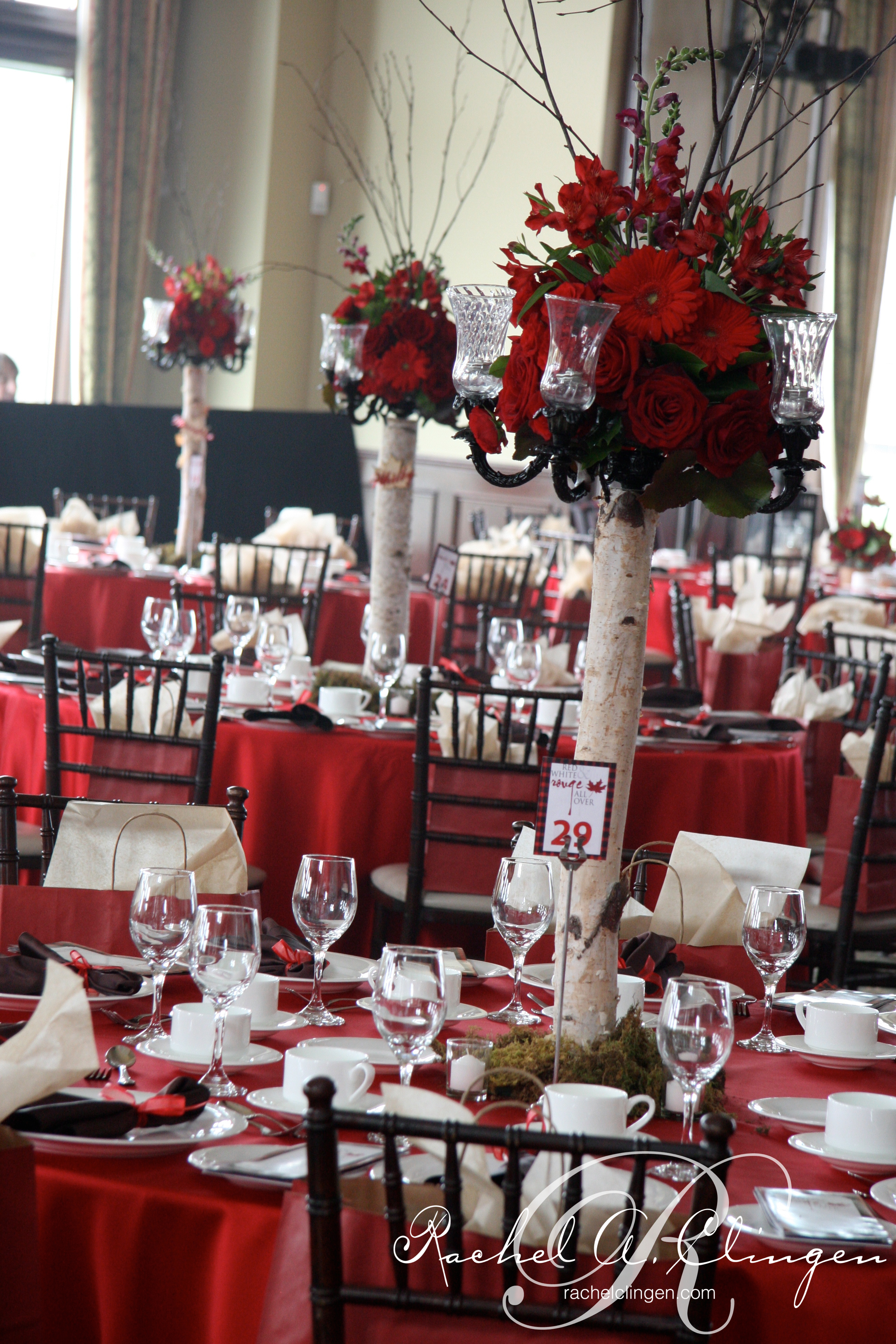 Best Canadiana Themed Gala Toronto Events Wedding Decor This Month