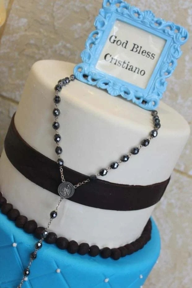 Best Baby Boy Baptism Reception Christening Spaceships And This Month