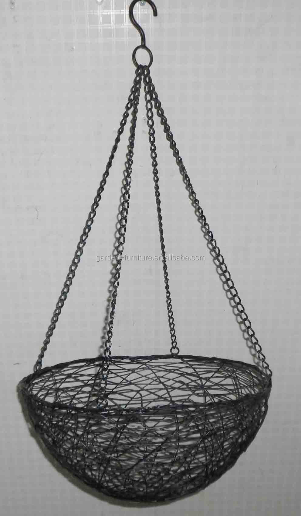 Best Decorative Metal Hanging Basket For Sale Buy Decorative This Month