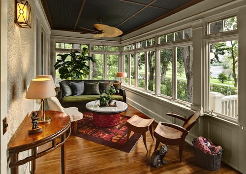Best 10 Impressive Sunrooms That We Need To Sip Lemonade In This Month