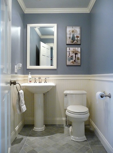 Best Dunstable Victorian Bathroom Traditional Powder Room This Month