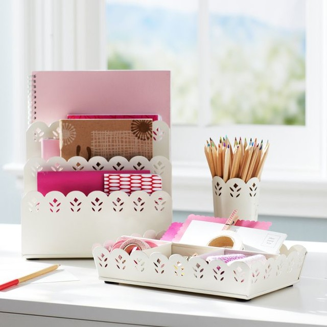 Best Pretty Petals Desk Accessories Contemporary Desk This Month