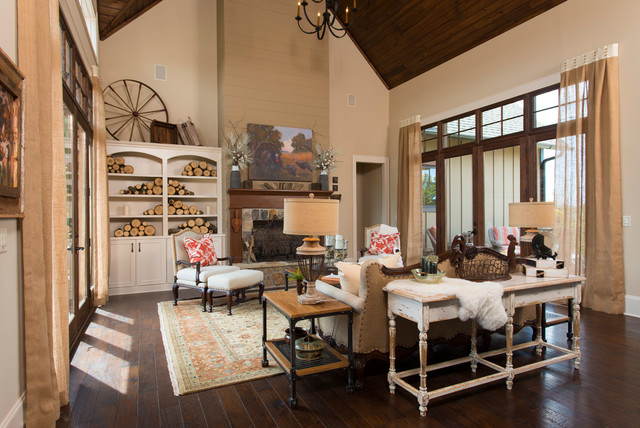 Best 2013 Southern Living Custom Builder Showcase Home Rustic This Month